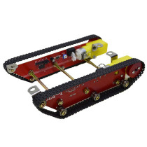 Chassis Frame with Motor and Drive for Programming Robot