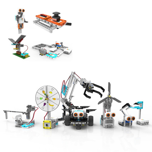 Programming Building Block Robot Kit for Lego / Arduino328