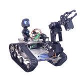 TH WiFi Tank Robotics Arm Car for Raspberry Pi4 (2G)