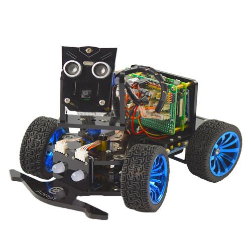 WiFi Robot Car for Raspberry Pi