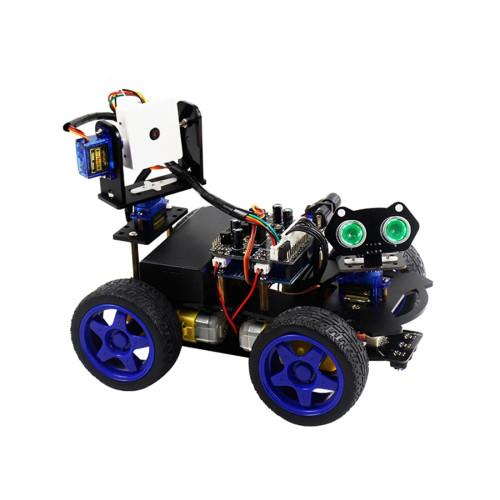Robotics Scratch3.0 Luminescent Ultrasonic Module Set  for Arduino