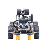 Wifi Programmable Robot for Raspberry Pi 4(2G)US Plug