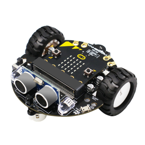 DIY Smart Robotics Car For Micro:Bit