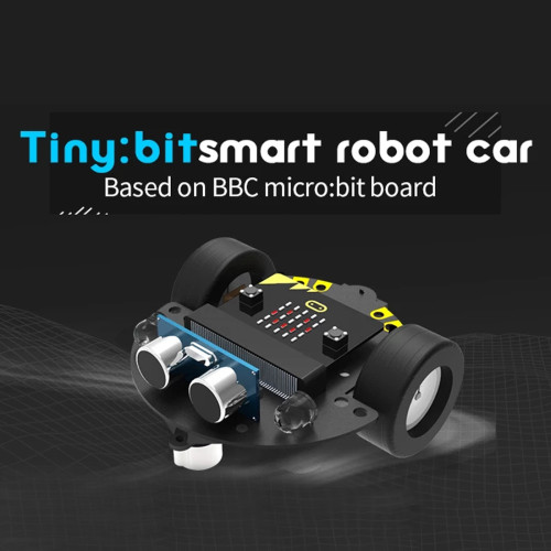 DIY Smart Robotics Car For Micro:Bit