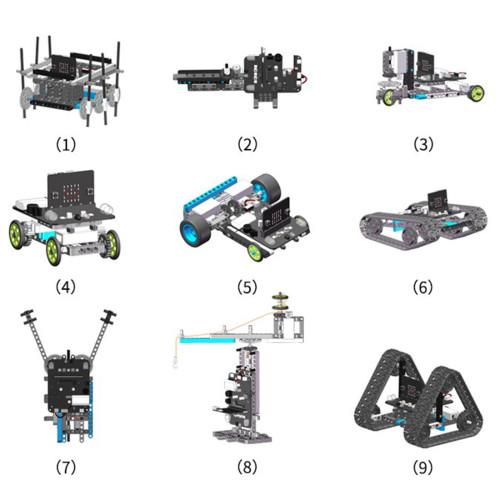 Programmable Robot Car Kit for Micro:bit