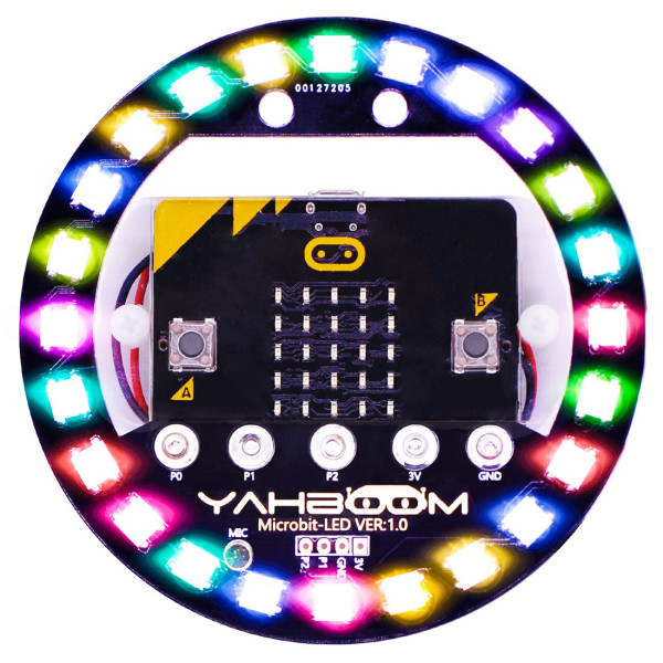 Micro:bit Halo Programmable Expansion Board