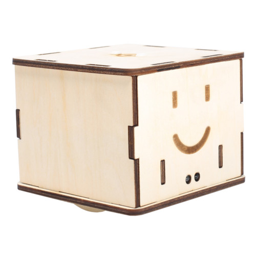 DIY Programming Building Block Robot Box