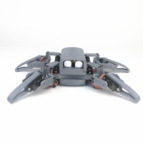 Programmable Four-legged Spider Robot Kit for Nodemcu