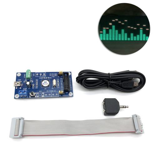 MS3264 Music Spectrum Control Card for Audio