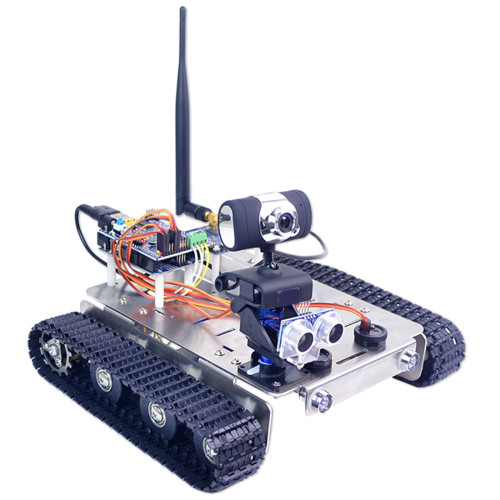 DIY Robot Car Chassis for Arduino UNO R3