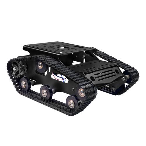 DIY Smart Robot Tank Crawler Chassis Car Frame