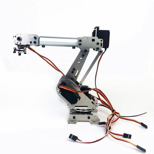 DIY 6DOF Mechanical Robot  Arm Kit