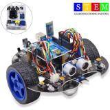 EU Bat Smart Robot Car with Tutorial for Arduino