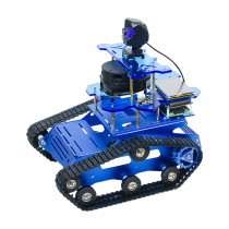 Robotics Tank Car with Laser Radar for Raspberry Pi 4 (2G)