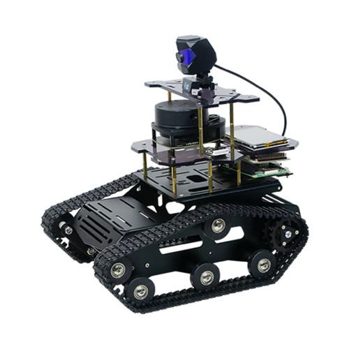Robotics Tank Car with Laser Radar for Raspberry Pi 4 (2G)