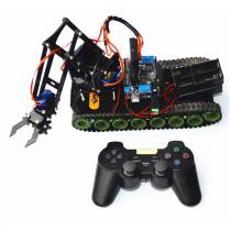 Programmable Tank Mechanical Robot Arm Kit for Arduino