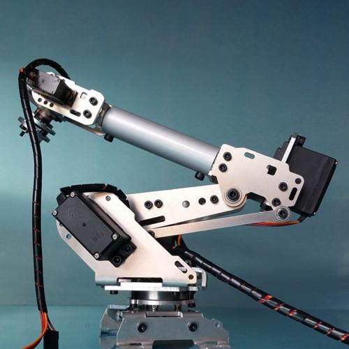 DIY RC Mechanical Robot Arm Kit for Arduino