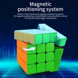 MFJS RS4M Custom 4x4 M Magic Cube - Stickerless