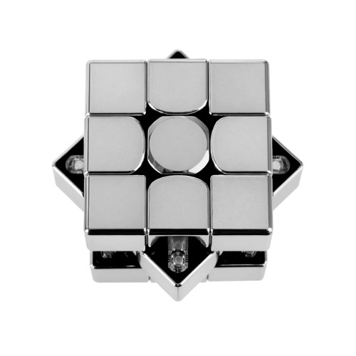 356XS Plated 3x3 Magic Cube