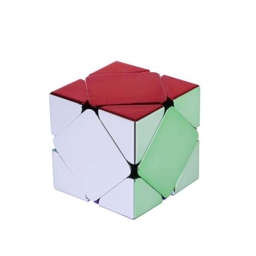 MFJS Plated Skewbcube Magic Cube