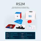 MFJS RS2M 2x2 M Magic Cube - Stickerless