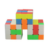 Cube Twist Great Wall Conjoined Magic Cube - Stickerless