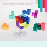 YJ Magnetic Building Block Cube