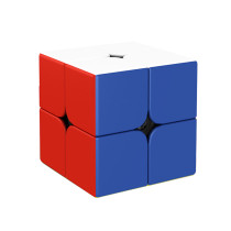 MFJS RS2M 2x2 M Magic Cube - Stickerless