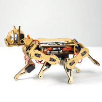 Petoi Nybble Cutest Open Source Robotic Kitten