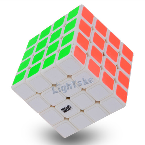 Moyu Ao Su 4x4 Speed Cube (62mm)  White