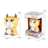 Yuxin Cartoon Calf 2x2 Magic Cube