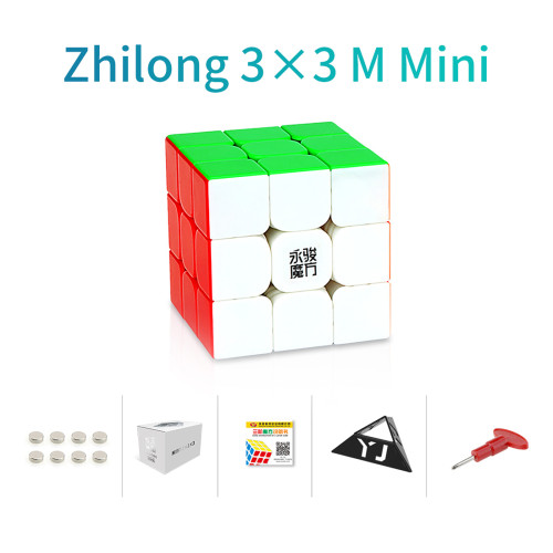 YongJun Zhilong 3x3 M Mini Magic Cube