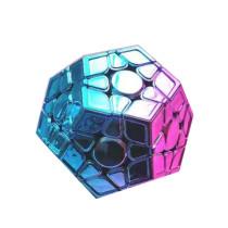 Aohun Plated Megaminxcube Magic Cube