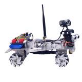 XR Master Omni-directional Wheel Robot -WIFI+Bluetooth Version