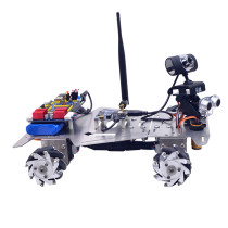 XR Master Omni-directional Wheel Robot -WIFI+Bluetooth Version