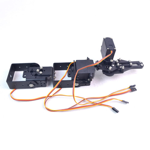 4 Dof DIY Metal Robotic Arm Kit