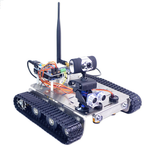 Programmable Robot for Arduino UNO R3