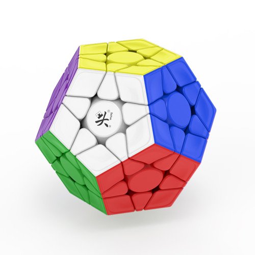 Dayan Megaminxcube V2 M Magic Cube - Stickerless