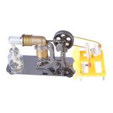 High Temperature Stirling Engine Model