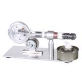 New Single Cylinder Stirling Engine