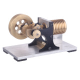 All-metal Suction Fire Type Single-cylinder Stirling Engine