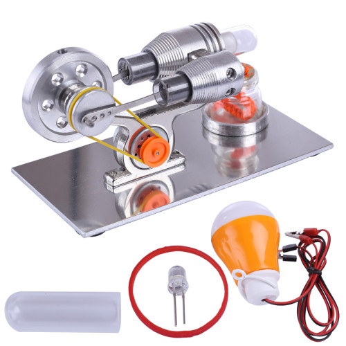 DIY Boutique Stirling Engine Model