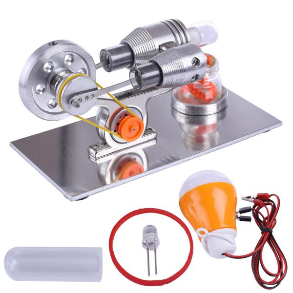 DIY Boutique Stirling Engine Model