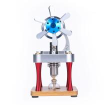 Air Cooled Metal Stirling Engine Model