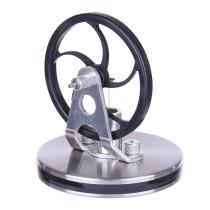 DIY Low Temperature +Magnetic Suspension Free Piston Stirling Engine L-11