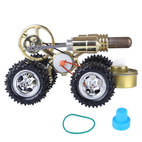 Custom Hot Air  Car Stirling Engine Model