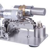 DIY Metal Single Cylinder Stirling Engine