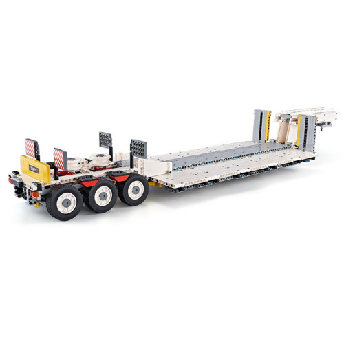 1529Pcs Dynamic Version MOC Deck Trailer Bricks Blocks