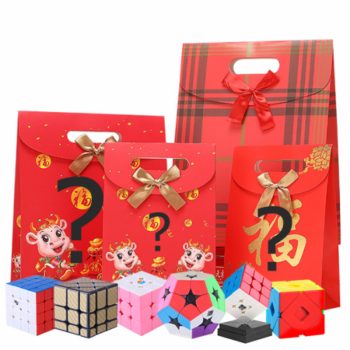 6Pcs Magic CubeFor Blind Box (Random)