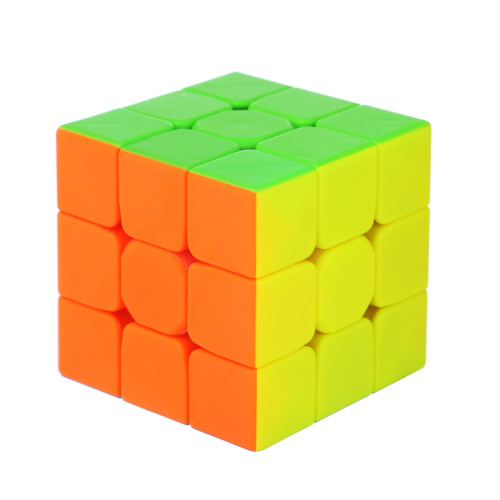 Qiyi Mofangge Warrior  3x3 Magic Cube 57mm